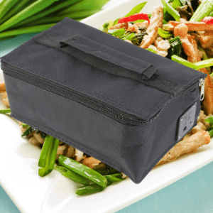 USB Powered Thermal Lunch Box Warmer BAKE & STORE Bento 7