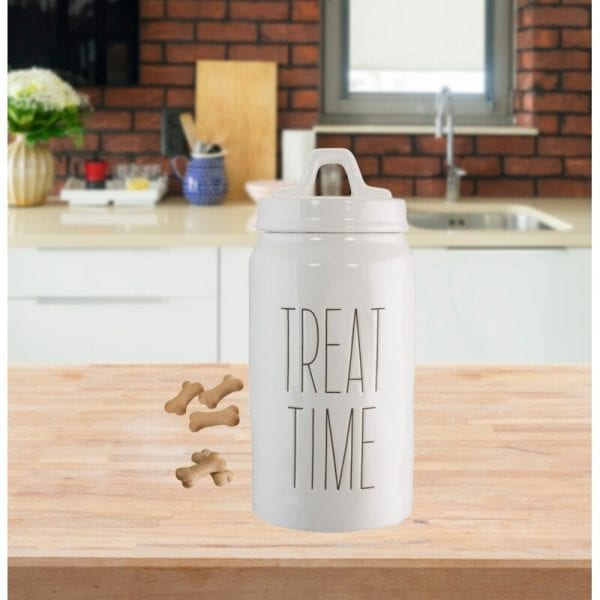 Artisan Pet Treat Time Jar PET PRODUCTS Artisan Pet Treat Time Jar 5