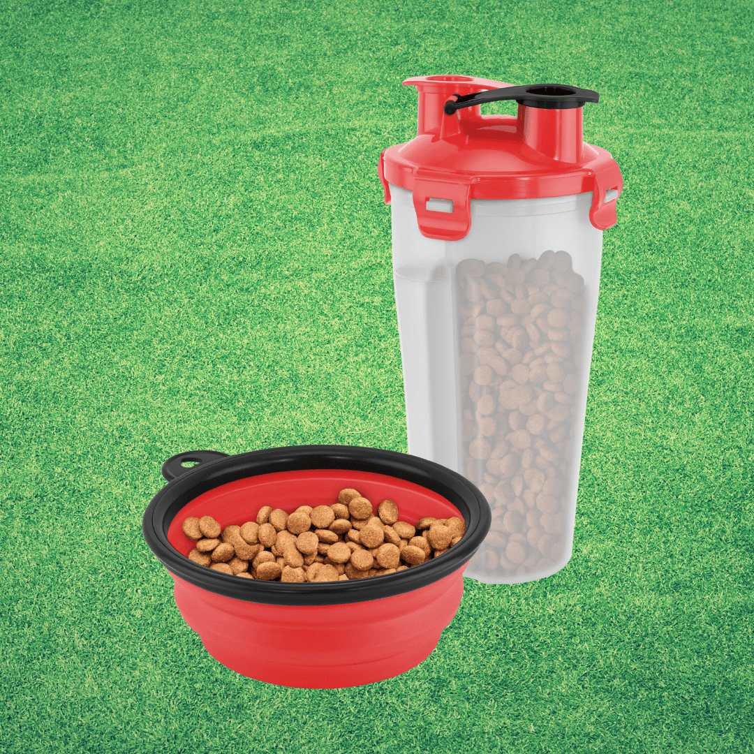On The Go Pet Water & Food Bottle PET PRODUCTS feed dog on the go 9