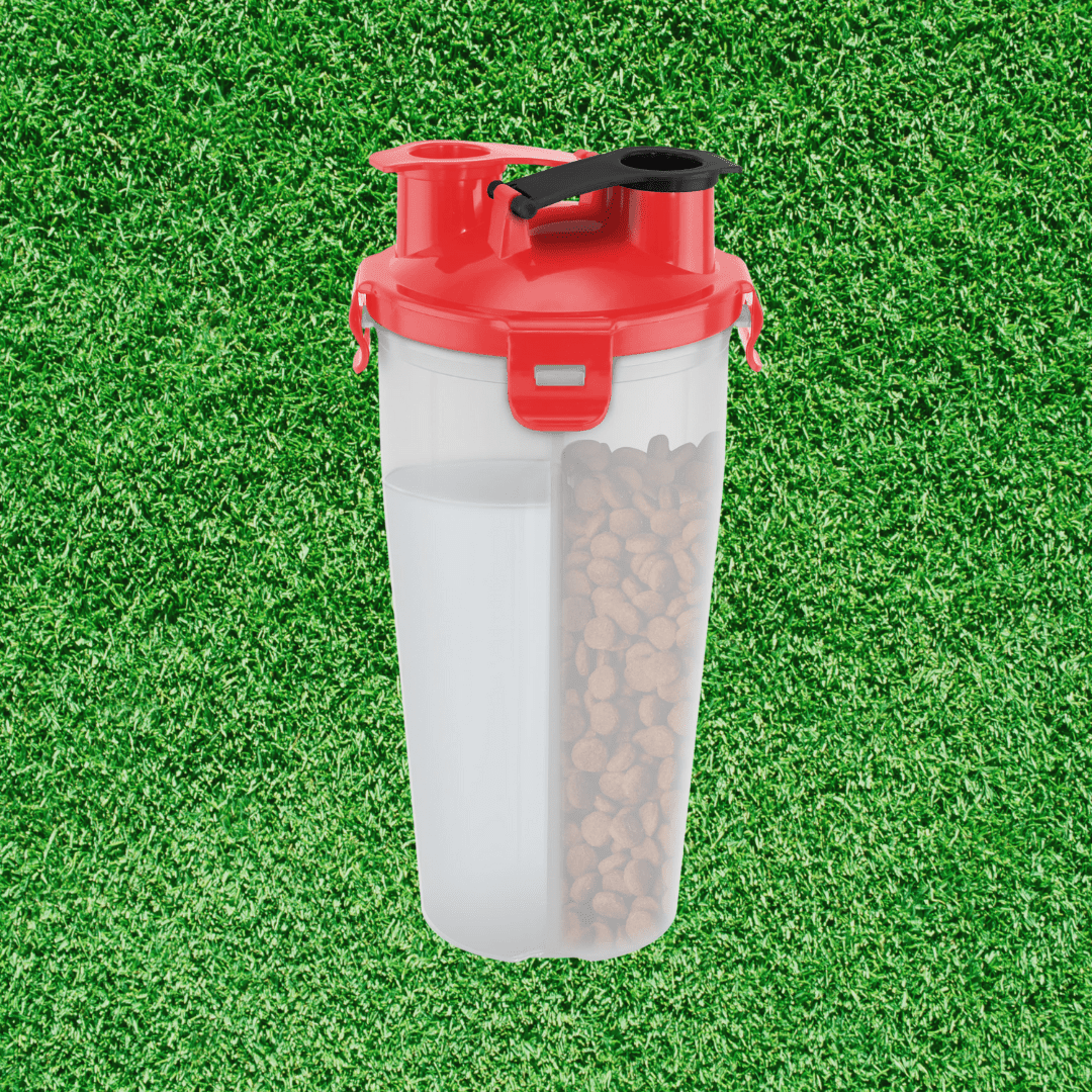 On The Go Pet Water & Food Bottle PET PRODUCTS feed dog on the go 10