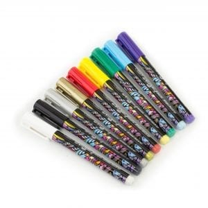 24 Color Acrylic Paint Markers Sales 24 Color Acrylic Paint Markers