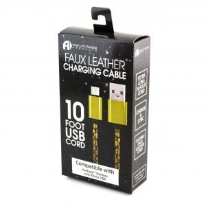 10 FT Micro Cord Snake – 4 Colors for Android Accessory Chargers 3