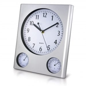 Weather Station Wall Clock Gifts wall clock
