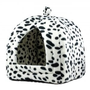 Polar Fleece Pet Hut – 2 Styles PET PRODUCTS cat tree 3