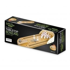 Tabletop Bowling Game Board Games bowling set package 3