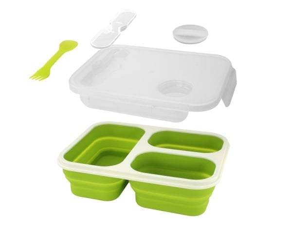 LUNCH-GO SILICONE LUNCH