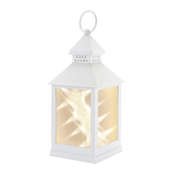 Classic Star White Lantern LIGHTING fine life products outdoor 3