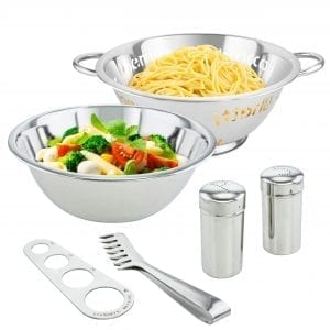 Stainless Steel Pasta Set Cookware