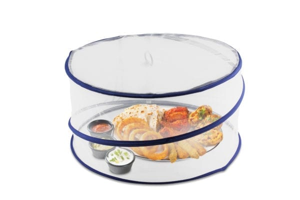 SET OF 4 FOOD COVERS