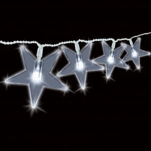30 LED Solar Star String Lights LED Lights