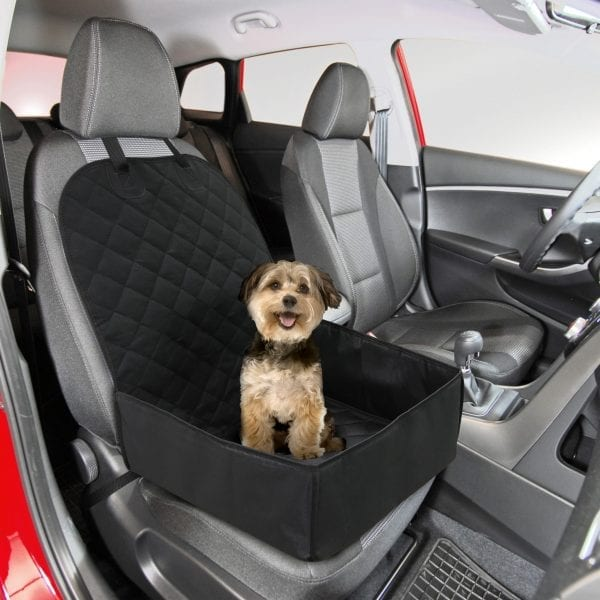2 in 1 Front Pet Seat Cover PET 3