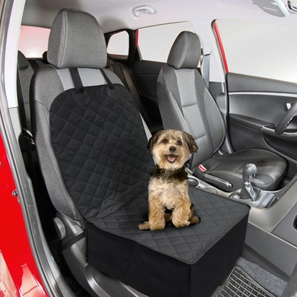 2 in 1 Front Pet Seat Cover PET 4