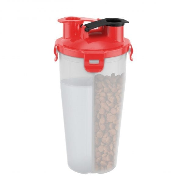 On The Go Pet Water & Food Bottle PET PRODUCTS feed dog on the go 5
