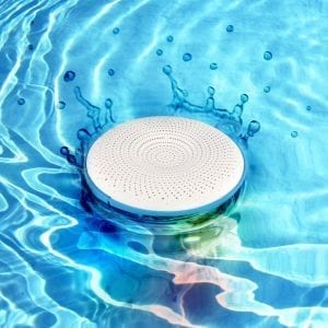 Waterproof Floating Speaker Best Sellers blue colorful speaker