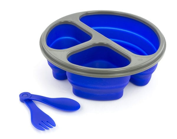 LUNCH-GO SILICONE MEAL KIT