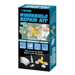 Windshield Repair Kit AUTO & TOOL easy to use windshield repair kit