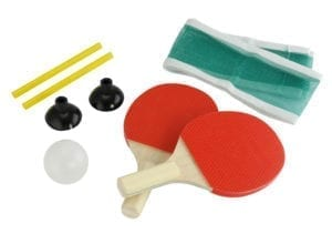 GLOW IN THE DARK MINI PING PONG