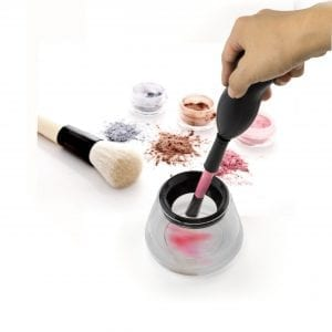Automatic Makeup Brush Cleaner ECOBLOOM SPA Automatic Makeup Brush Cleaner