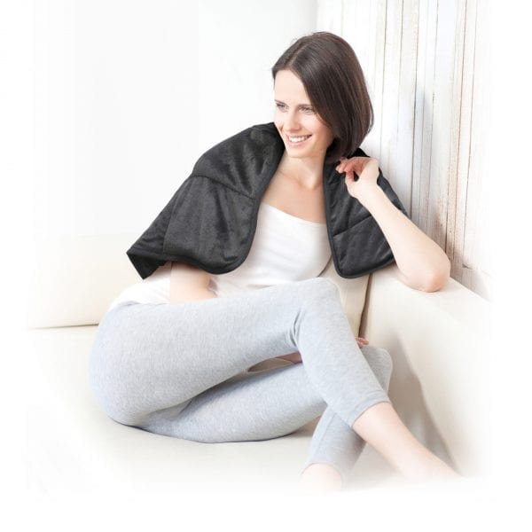 Comfy Weighted Shoulder Wrap BLANKETS 4 pound weight wrap 5