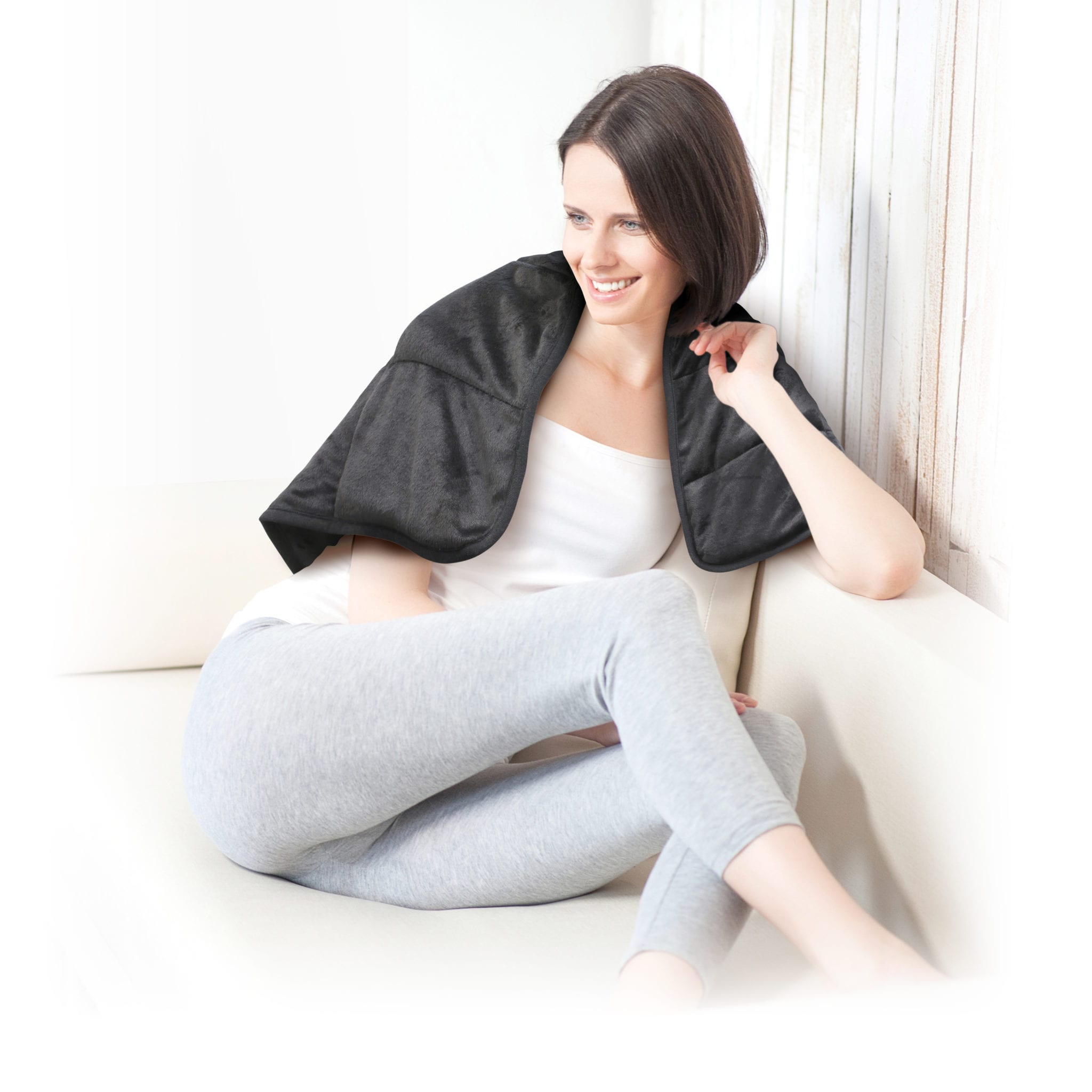 Comfy Weighted Shoulder Wrap BLANKETS 4 pound weight wrap 8