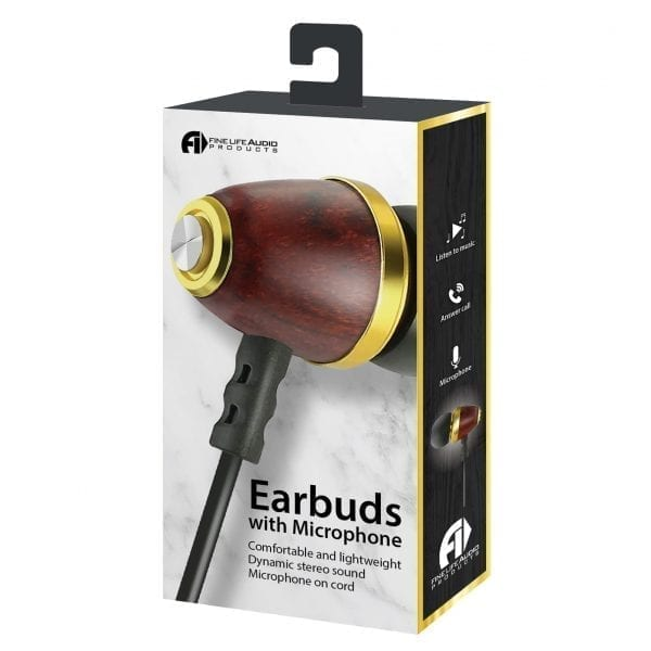 Wooden Earbuds – 2 Colors ELECTRONICS 6