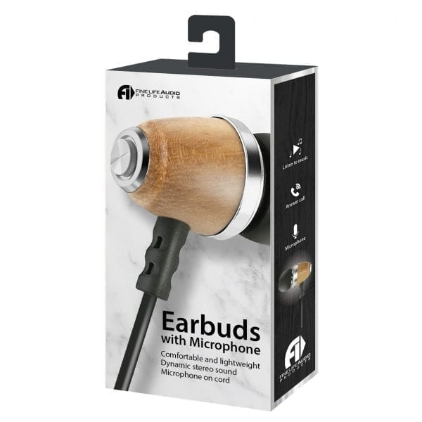 Wooden Earbuds – 2 Colors ELECTRONICS 5