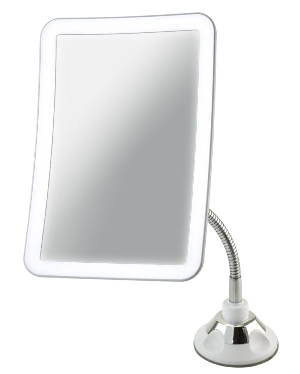 5X MAGNIFICATION LED MIRROR