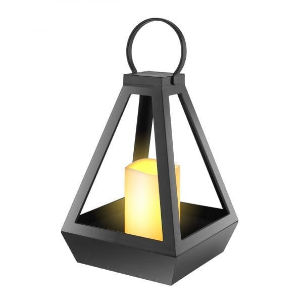 Diamond Lantern with LED LED LIGHTS hanging LED lantern 4