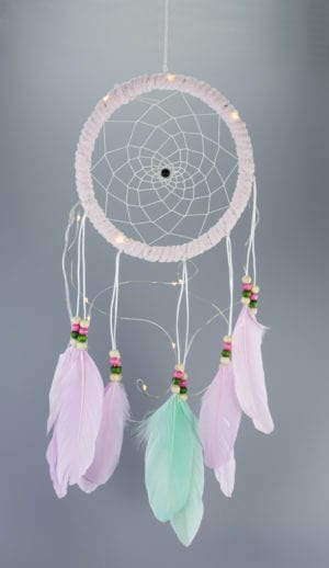 LIGHT UP DREAM CATCHER