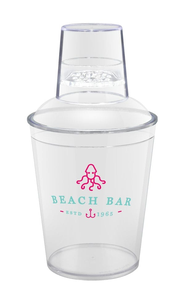 BEACH BAR COCKTAIL SHAKER