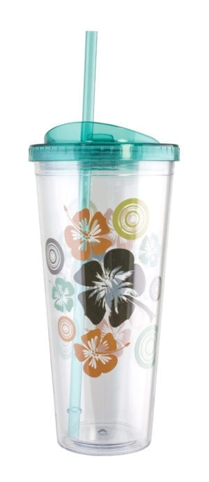 22 OZ DOUBLE WALL TUMBLER
