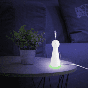 Cool Mist Humidifier ECOBLOOM SPA a cool mist vaporizer