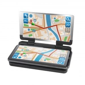 Dashboard Smartphone HUD CAMPING auto hud