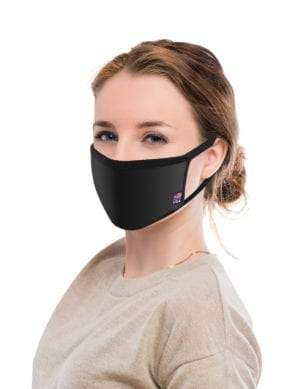 REUSABLE CLOTH FACE MASK