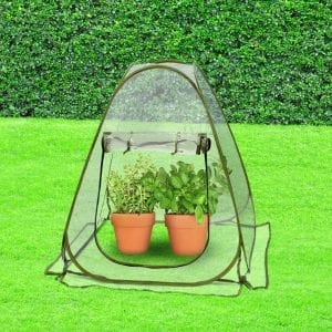 Mini Greenhouse OUTDOOR FUN Mini Greenhouse