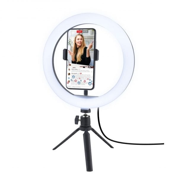 Ring Light with Tripod Stand Gifts bright ring light 3