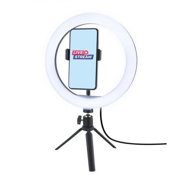 Ring Light with Tripod Stand Gifts bright ring light 5