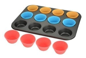 CUPCAKE BAKING PAN SET