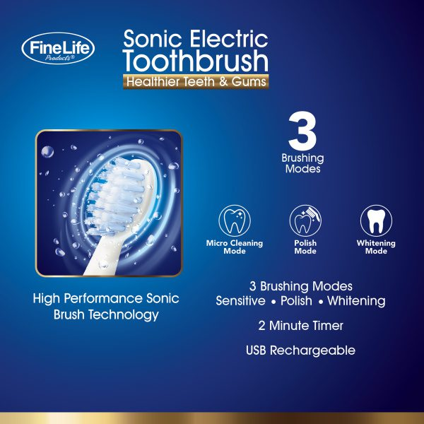Sonic Electric Toothbrush New Arrivals electric 6