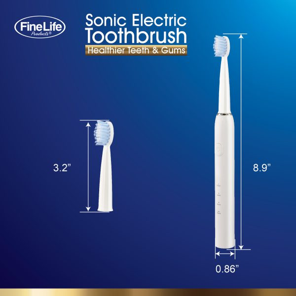 Sonic Electric Toothbrush New Arrivals electric 8