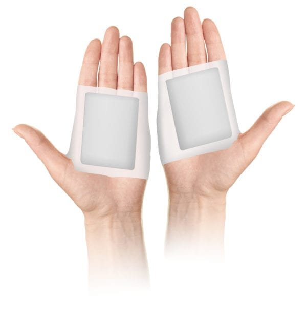 DETOX PADS FOR HANDS-12 PC