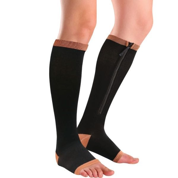 Copper Compression Sleeves Fine Life