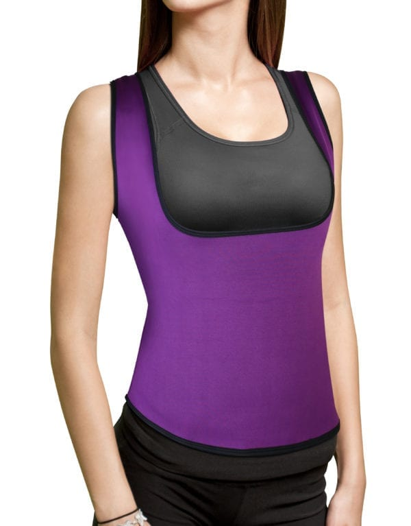 SLIM AND FIT TANK TOP