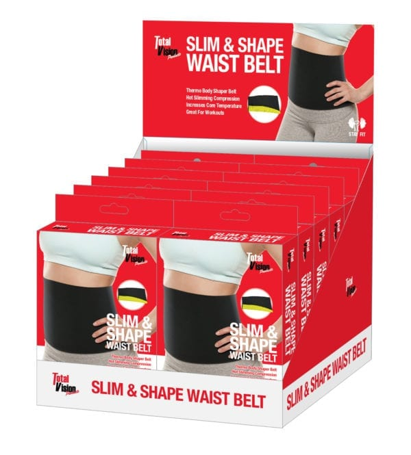 SLIM AND FIT WAIST