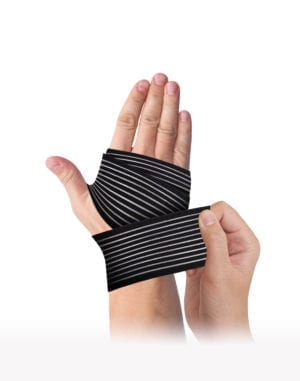 COMPRESSION WRIST WRAP