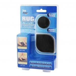 Rug Grasp Buddy 8 Pad Set HOME ESSENTIALS Rug Grasp Buddy 8 Pad Set