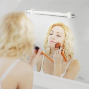 LED Makeup Mirror Light Grooming adjustable lighted makeup mirror