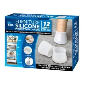 Furniture Silicone Protection Covers 12 Piece Set HOME FURNISHINGS fine life products home essentials