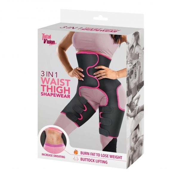 3 in 1 Waist / Thigh Shape-Trainer Best Sellers fitness undergarments 2