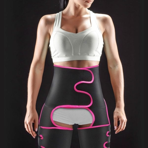 3 in 1 Waist / Thigh Shape-Trainer Best Sellers fitness undergarments 6